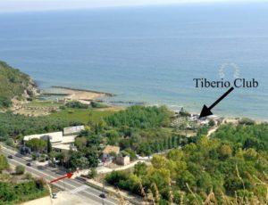Tiberio club sperlonga dove siamo mare vacanza museo archeologico