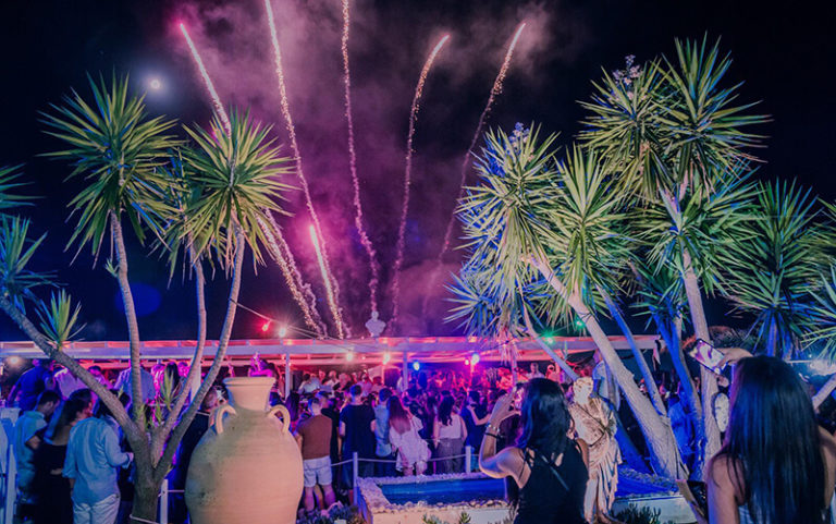 discoteca eventi notturni tiberio club sperlonga notte divertimento musica dj