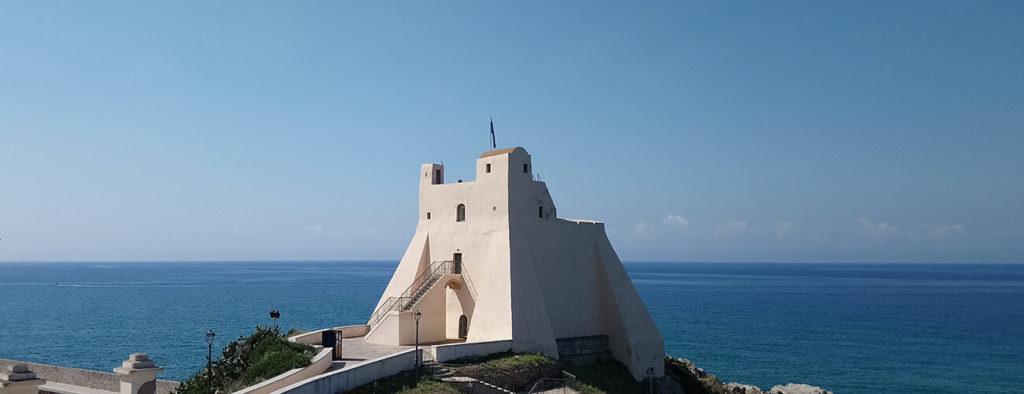 sperlonga tiberio club mare torre truglia panorama porto
