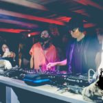 discoteca eventi notturni tiberio club sperlonga notte divertimento musica dj Skin